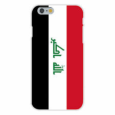 Iraq World Country National Flag Fits iPhone 6+ Plastic Snap On Case Cover New