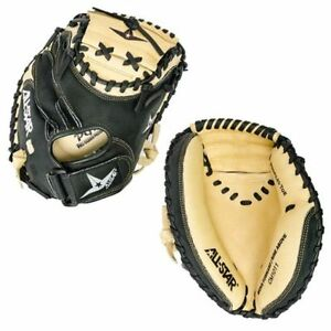 "All-Star 31.5"" Youth Baseball Catcher's Mitt - Throws Right & Left"