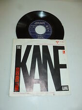 "THE KANE GANG - Small Town Creed - 1984 Dutch 7"" Juke Box Vinyl Single"