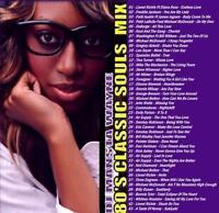 DJ MANSTA WAYNE 80s CLASSIC SOULS MIX CD