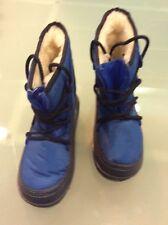 f0be984b7aa4c Doposci sandw stivali Scarponcino scarpe da Neve Bambini 25 26 29 30 nero  blu