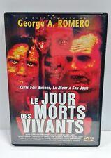 LE JOUR DES MORTS VIVANTS  GEORGE A.ROMERO  DVD
