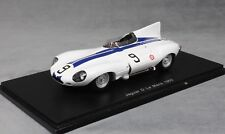 Spark Jaguar D-Type Le Mans 1955 Phil Walters & William Spear S2132 1/43 NEW