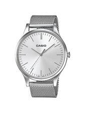 Casio Collection Uhr LTP-E140D-7AEF Analog Silber