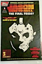Jason Goes to Hell The Final Friday Comic Issue #1