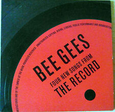 Bee Gees – Four New Songs from the Record PROMO