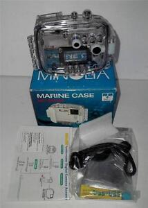Minolta Marine Case MC-DG 200 For Dimage XT New in Box