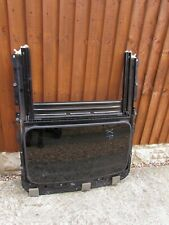 Jaguar XF MK1 X250 Sunroof frame with glass, blinds and motor 8X23-54502B98