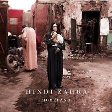 Hindi Zahra-Homeland CD NUOVO