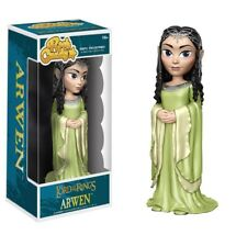 Funko - Rock Candy: Lord Of The Rings Hobbit - Arwen Vinyl Action Figure New