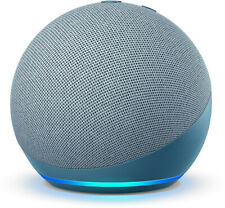 Amazon Echo Dot (4th Gen) Smart speaker with Alexa - Twilight Blue -BRAND NEW!!!