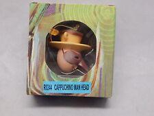 Robert Shields Cappuchino Man Head Ornament R0244