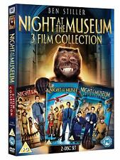 Night at the Museum 1-3 [2006] (DVD)