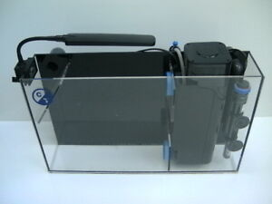 Refugium 500RS Stage 3 Hang On Back (250l). Comes with Tunze 9004 Skimmer.
