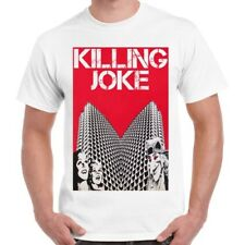 The Killing Joke Punk Rock Retro T Shirt 1717