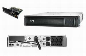 APC SMT2200R2X658 Smart-UPS 2200VA LCD RM 2U 120V With AP9630 And AP9625 NOB