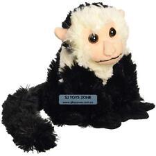 Mini Capuchin 20cm Wild Republic Cuddlekins Stuffed Zoo Animal Kids Soft Toy