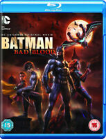 Dc Universe - Batman Malo Sangre Blu-Ray Nuevo Blu-Ray (1000593123)