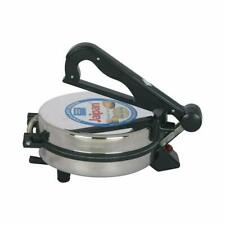 1000-Watt Jaipan Roti Maker,Stainless Steel Cover,Non-Stick Surface Coated