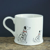 Sweet William DALMATIAN Mug | Great Gift for Dog Lovers | Xmas Gift | FREE P&P