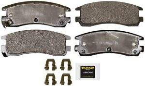 For Buick Chevy Oldsmobile Pontiac Rear Disc Brake Ceramic Pads Monroe CX698