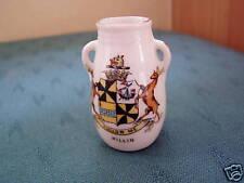 Super Killin Highlands Handled vase-Crested China