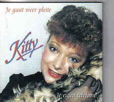 Kitty-Je Gaat Weer Pleite cd single
