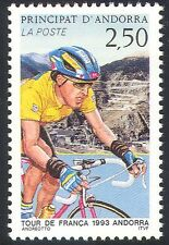 Andorra 1993 Ciclismo/Sport/Moto/Biciclette/RACING/TOUR DE FRANCE 1 V (n18644)