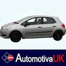 Toyota Auris 5D Mk1 Rubbing Strips | Door Protectors | Side Mouldings Body Kit