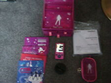 sony walkman MP3 player Hannah Montana Ltd Edition Pink VGC nwz-e436f