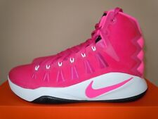 L@@K NEW MENS NIKE HYPERDUNK 2016 VIVID PINK SHOES SNEAKERS 844359-660 11.5 $145