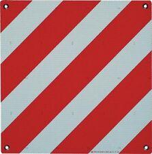 Aluminium Warntafel Vorschrift in Italien 50x50 cm mit Zulassung