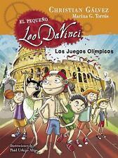 El Pequeño Leo 5. Leo y Los Juegos Olimpicos (Little Leo 5: Leo and the...