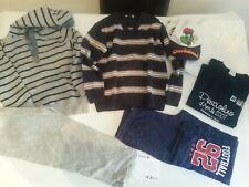 lotto 802 stock abbigliamento bimbo bambino 7/8 anni