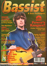 Bassist Magazine July 1996 Cast Roger4 Glover Deep Purple