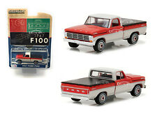 1967 FORD F-100 PICKUP TRUCK W/ BED COVER HOBBY EXCLUSIVE 1/64 GREENLIGHT 29862