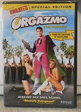 Orgazmo (DVD, 2005, Special Edition) RARE 1997 COMEDY BRAND NEW