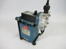 Chem-Feed C-1530LP Variable Pump 100 psi Max 1.3GPH 230V/60Hz 50W ! WOW !