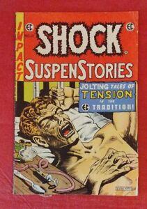 1973 EC Classic Reprint Impact Shock Suspenstories #12 Drug Cover