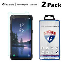 XHC Screen Protector Film 25 PCS MIETUBL for Galaxy A50 Anti-Glare Full Screen Tempered Glass Film Tempered Glass Film Black Color : Black