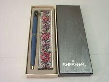 SHEAFFER TWILIGHT BLUE PEN NEW IN BOX