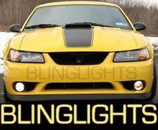1999 2000 2001 2002 2003 2004 Ford Mustang GT SVT Cobra Xenon Fog Lamps Kit