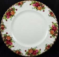 Royal Albert Old Country Roses 10.5 inch Dinner Plate