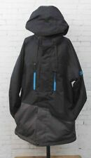 New 2018 686 Mens Geo Insulated Snowboard Jacket Large Black