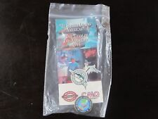 1995 Florida Marlins Stadium Giveway Pin Latin Night