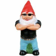 Gartenzwerg Bodyguard - Security - Türsteher Cooler Look mit Sonnenbrille