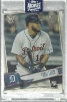 Dawel Lugo 2019 Topps Archives Signature Series On Card Autograph/28 Tigers MLB!