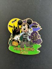 Disney Pin - Trick or Treat 2011 - Mickey Mouse as a Pirate - Halloween