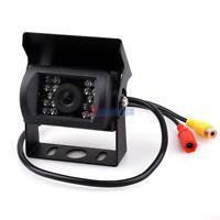 18LED Waterproof Anti Fog IR Night Vision Car RearView Reverse Backup CCD Camera
