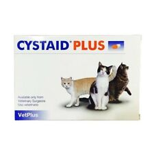 Cystaid Plus for Idiopathic Cystitis in cats, 30 Capsules